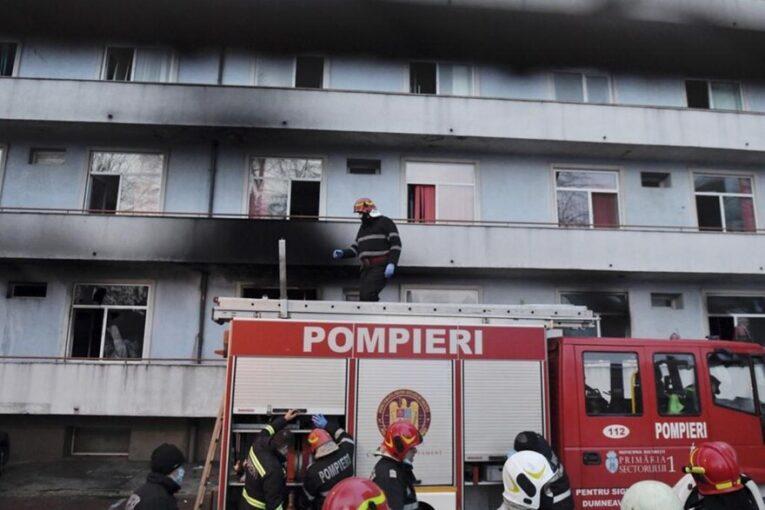 Romania, incendio in ospedale Covid di Bucarest: almeno 4 morti