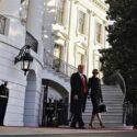 Trump lascia la Casa Bianca senza aspettare l'inaugurazione di Biden