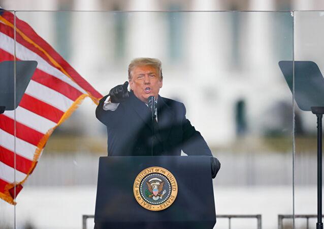 Il Senato ha assolto Donald Trump  nel secondo processo d'impeachment