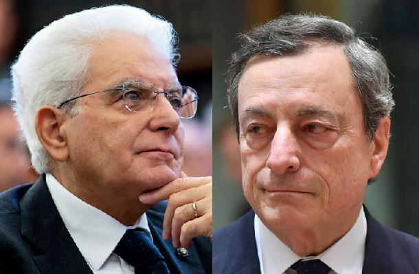 Il Presidente della Repubblica convoca Mario Draghi per formare un nuovo governo