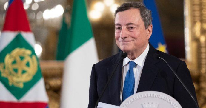 La lista completa dei ministri del governo Draghi
