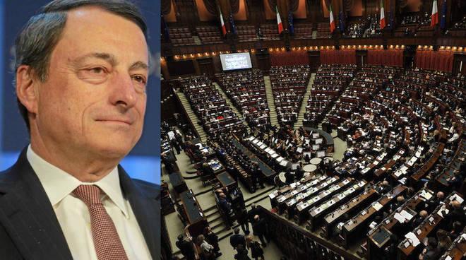 Riprendono le consultazioni, settimana decisiva per Draghi