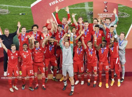 Calcio: il Bayern Monaco vince la Coppa del Mondo FIFA per club 2020