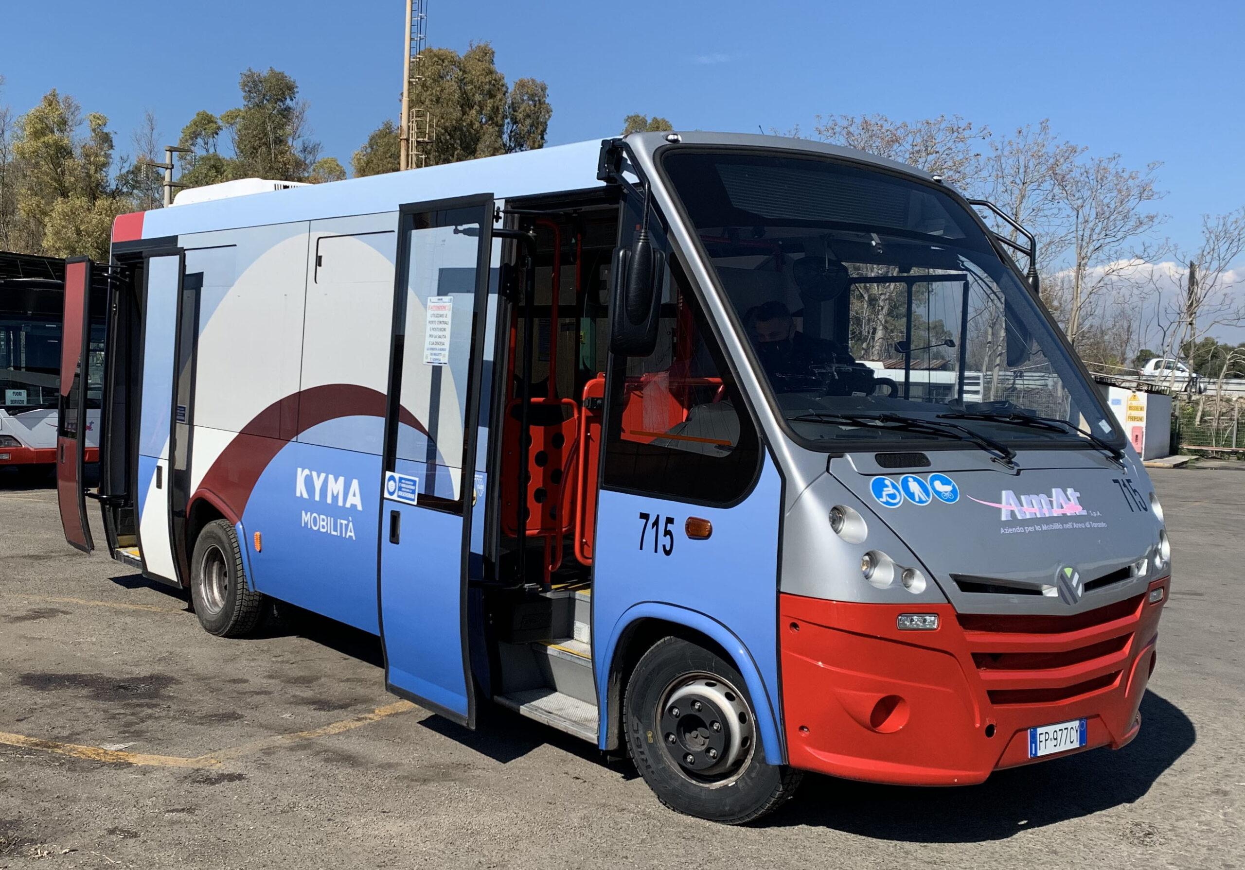 Kyma Mobilità e terzo settore insieme per i tarantini over 80