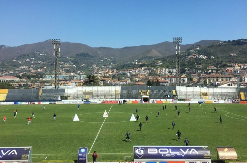 Calcio, Serie C Girone C : Cavese – Catanzaro 0-1