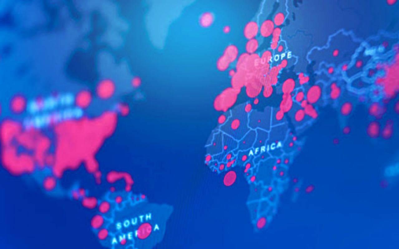Covid-19:aumento dell'8% nell'ultima settimana a livello globale