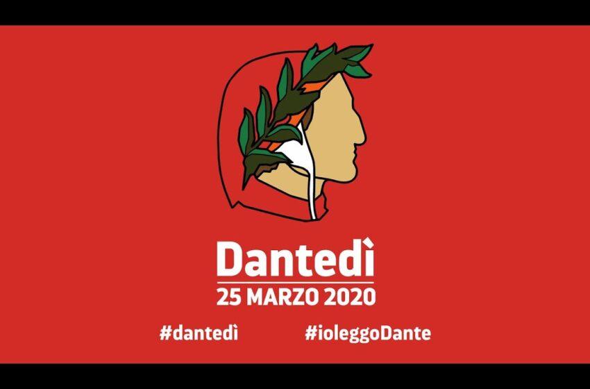 """Lecce, Dantedì : """"Carmelo Bene per Dante"""" giovedì alle 12 dagli altoparlanti di Palazzo Carafa"""