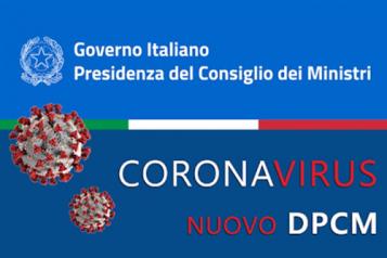 Coronavirus: Draghi firma il nuovo DPCM, le regole che ci accompagneranno dal  6 marzo al 6 aprile
