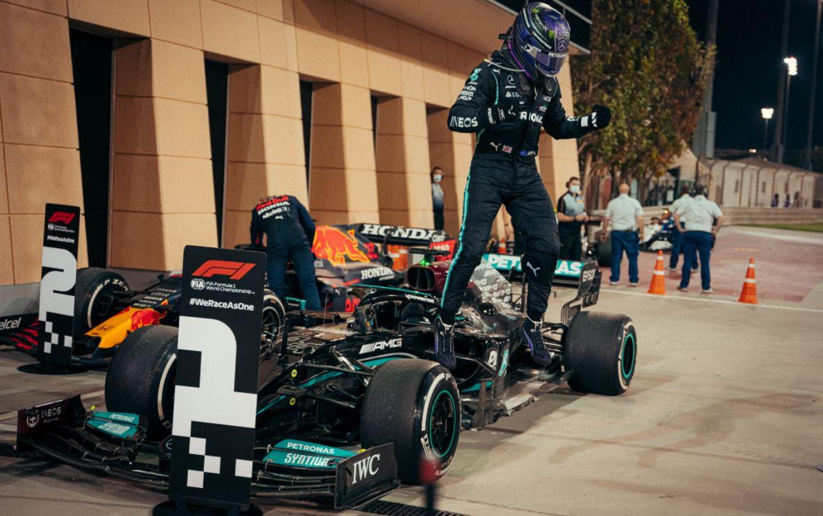 F1, Gp del Baharain: buona la prima per Hamilton