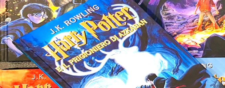 """Corigliano-Rossano: prosegue la raccolta libri di comunità di """"Àncora di parole"""". La consigliera comunale Alessia Alboresi dona l'intera saga di Harry Potter"""