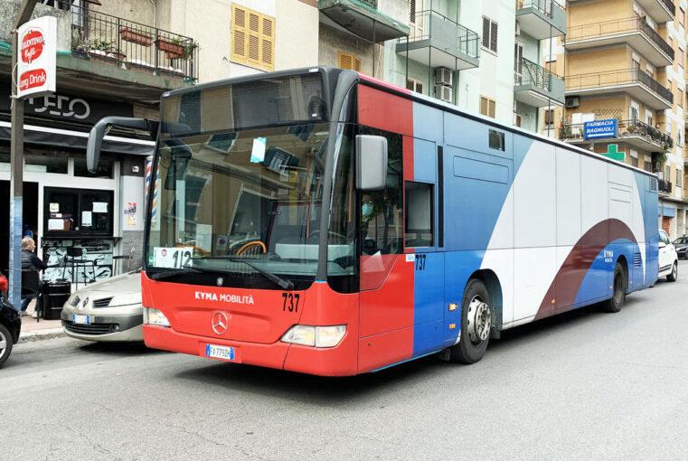 Taranto: in occasione dell'8 marzo le donne viaggeranno gratis  sugli autobus di Kyma Mobilità