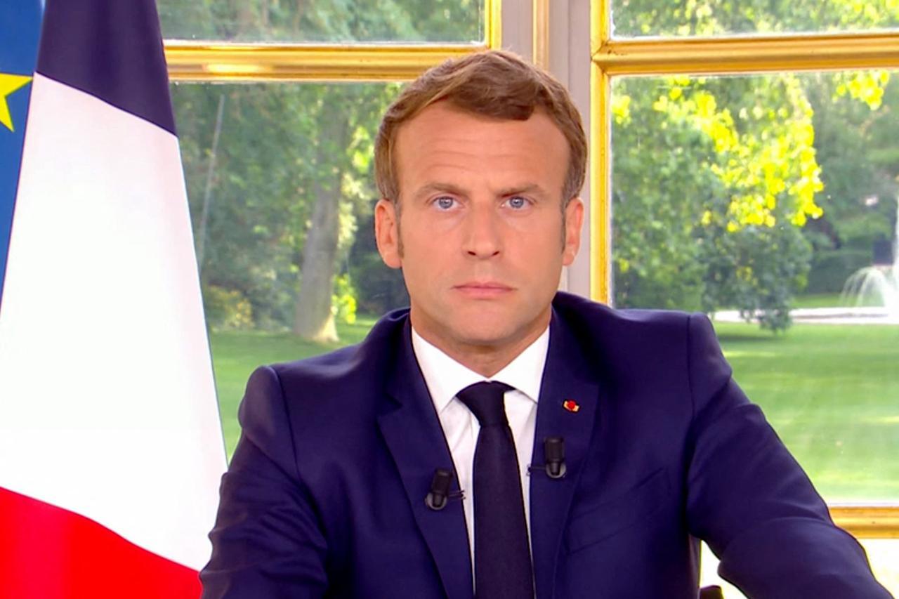 Macron: l'Europa diventerà il più grande produttore mondiale di vaccini entro l'estate