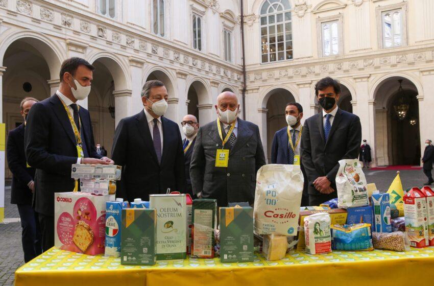 Coldiretti: in Calabria saranno distribuiti 30mila kg di prodotti Made in Italy