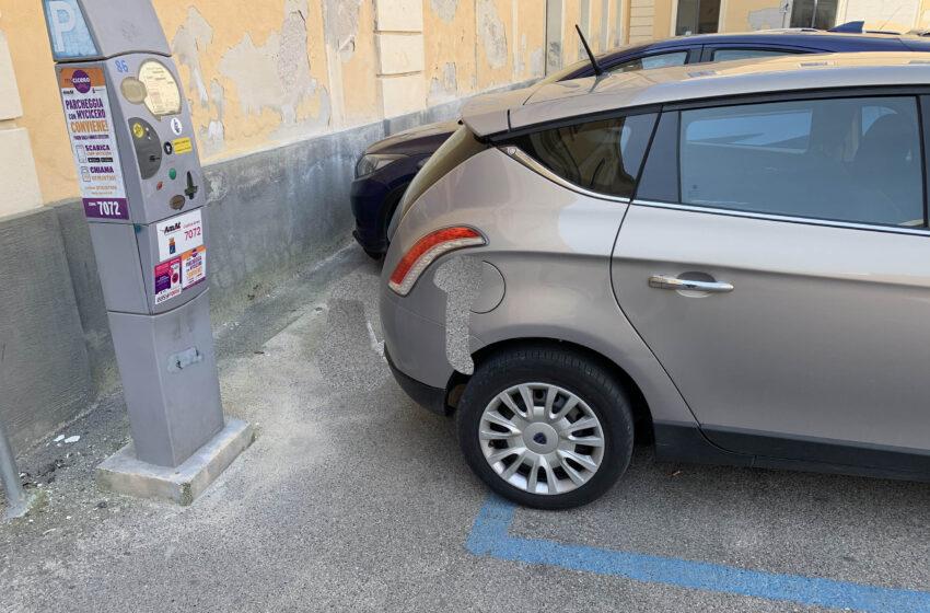 Taranto,strisce blu:  gli abbonamenti a pagamento saranno recuperati