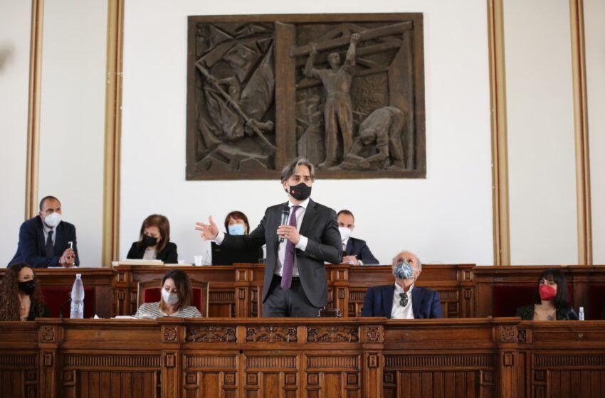 Reggio Calabria: il consiglio comunale chiede il raddoppio delle risorse destinate al Sud all'interno del Recovery Fund