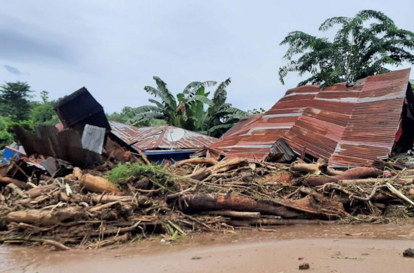 Indonesia: il ciclone Seroja provoca almeno 157 morti, decine i dispersi