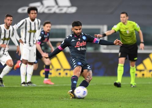 Calcio, Serie A: Juventus-Napoli 2-1