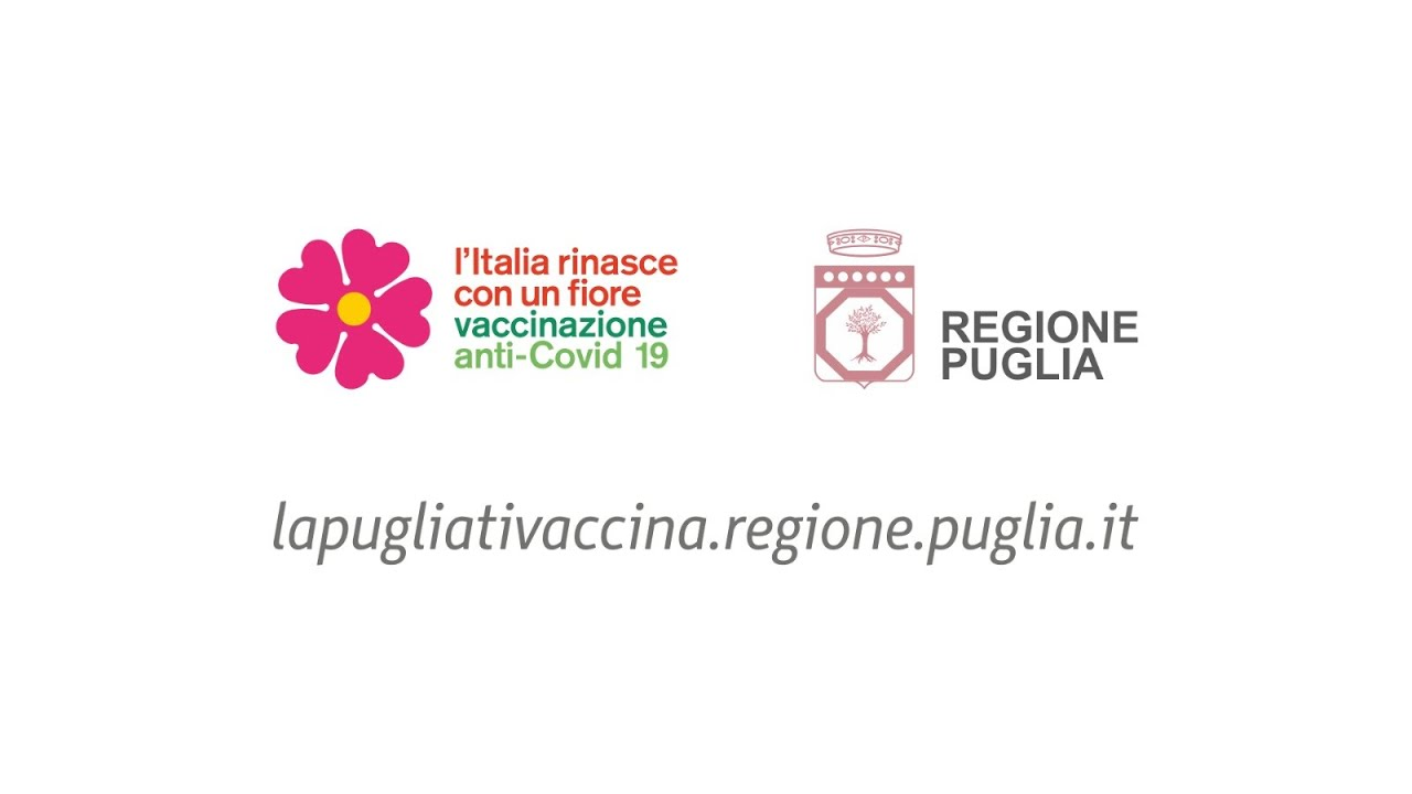 Vaccini Puglia: aperte le adesioni per le persone nate nel 1944 e 1945