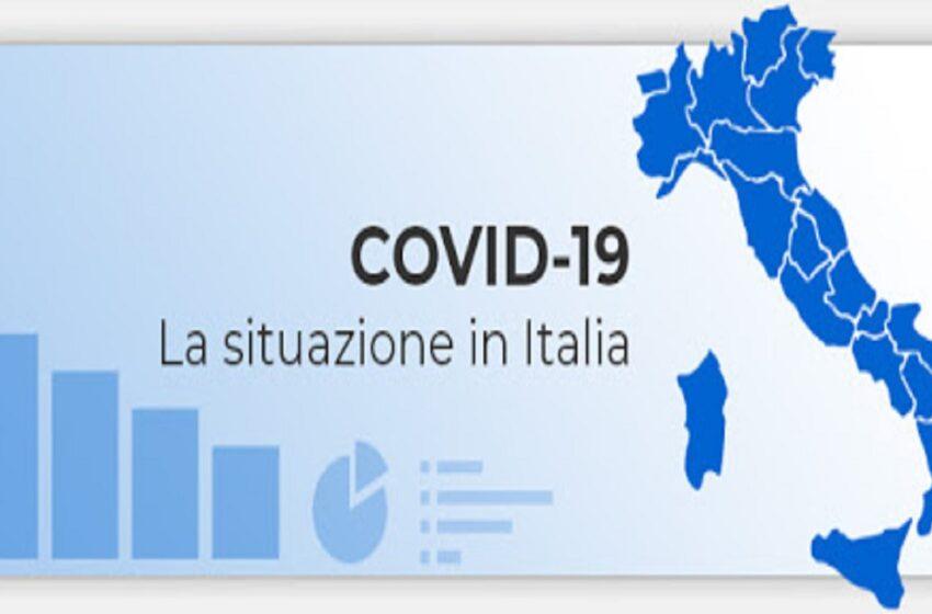 Covid: l'Italia torna arancione, quattro regioni in  rosso