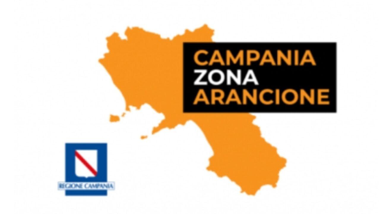 Coronavirus: la Campania da oggi zona arancione, le nuove regole e divieti