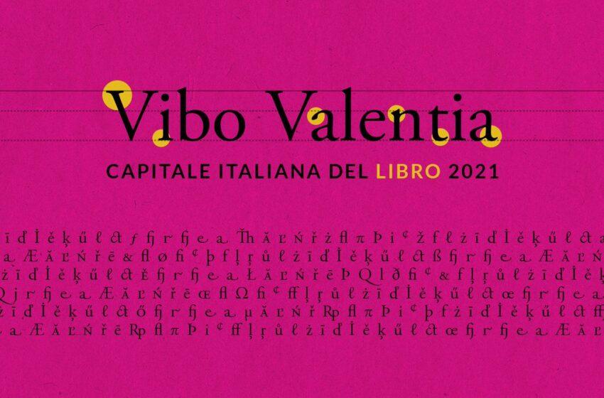 Vibo Valentia  Capitale Italiana del Libro 2021