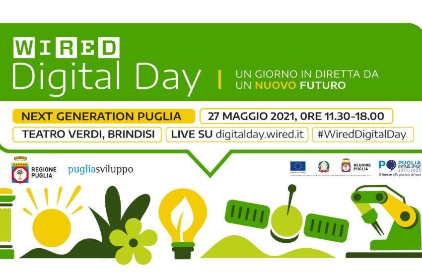 Wired Italia approda a Brindisi per la quarta edizione di Wired Digital Day