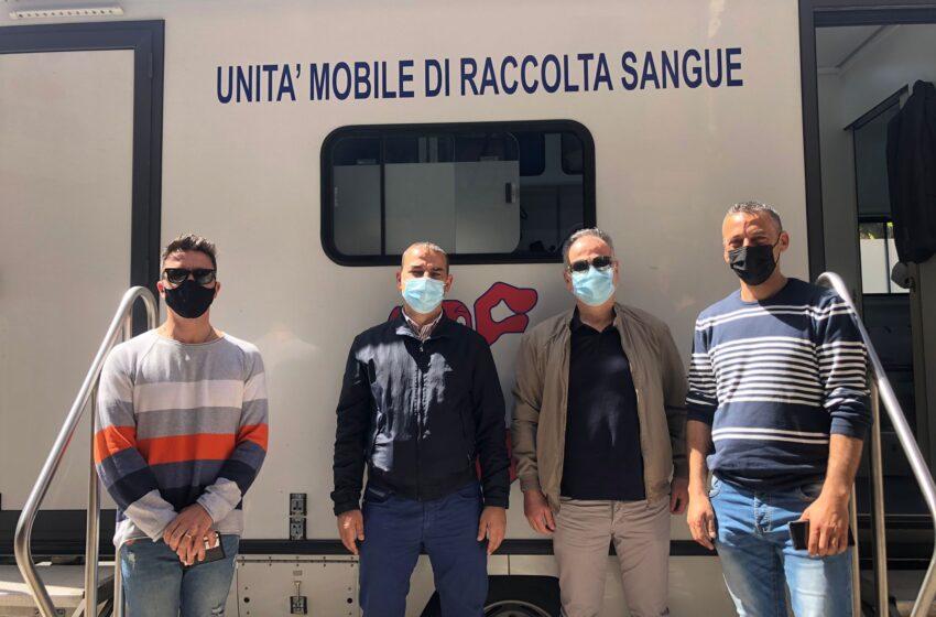 Catanzaro: grande adesione degli associati del Sim Calabria alla due giorni di donazione sangue
