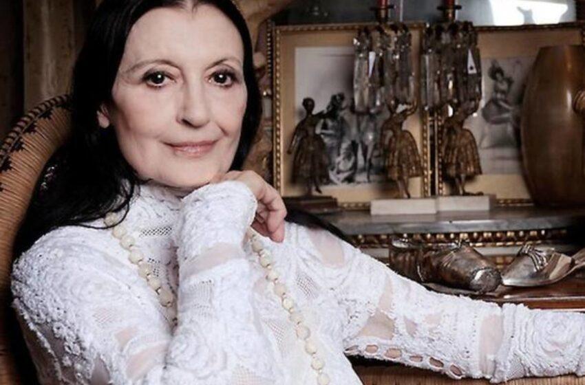 E' morta  Carla Fracci, stella della danza italiana