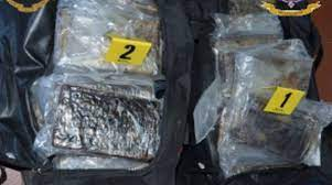 Salerno: Sequestrati 65.5 kg. di Cocaina all'interno del Porto Commerciale.
