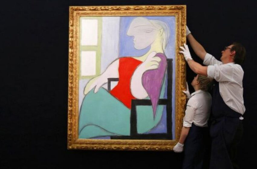 Dipinto di Picasso venduto da Christie's  per oltre 103 milioni di dollari