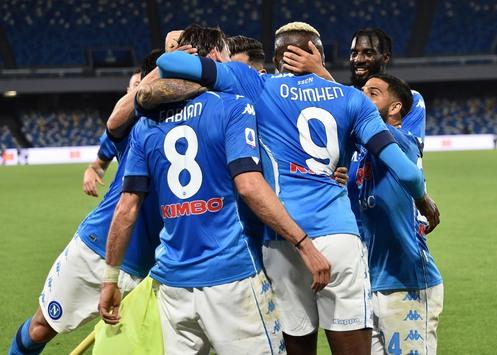 Serie A: Napoli – Udinese 5-1, partenopei macchina da goal