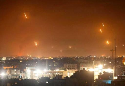 Oltre 1.700 missili lanciati da Gaza in Israele