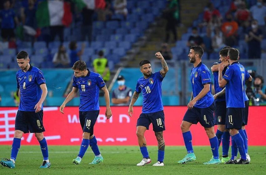 EURO 2020: i risultati di mercoledì 16 giugno, Italia già qualificata