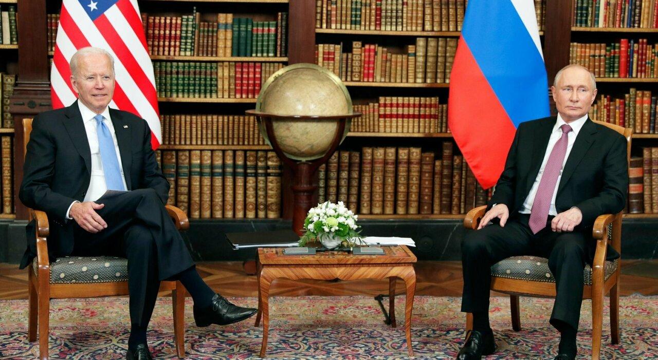 Il summit di Ginevra tra Biden e Putin, riparte il dialogo Usa-Russia