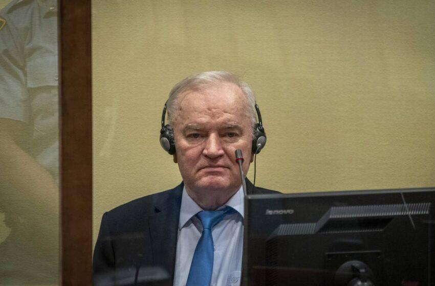 Il Tribunale dell'Aja ha confermato in appello la condanna all'ergastolo per Ratko Mladic, per genocidio bosniaco e crimini di guerra