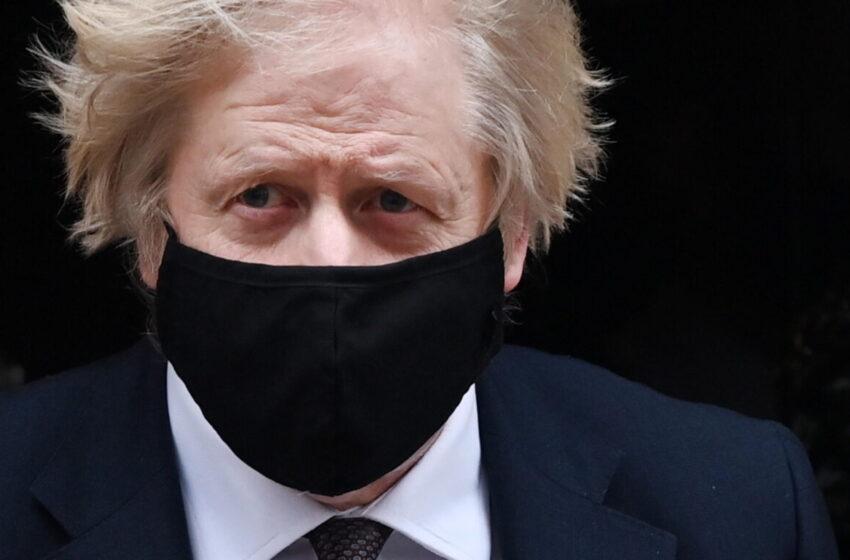 Il premier Boris Johnson ritarda la revoca delle restrizioni di blocco di 4 settimane nel Regno Unito
