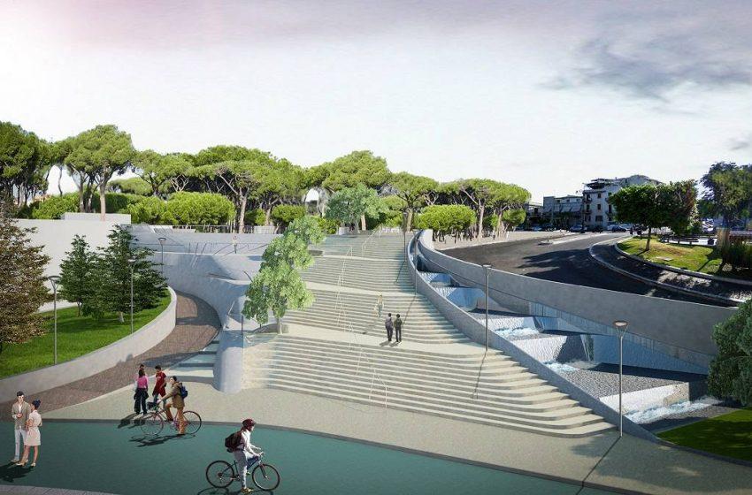 Reggio Calabria: cerimonia di intitolazione del Ponte del Waterfront all'Ambasciatore Luca Attanasio e alla sua scorta