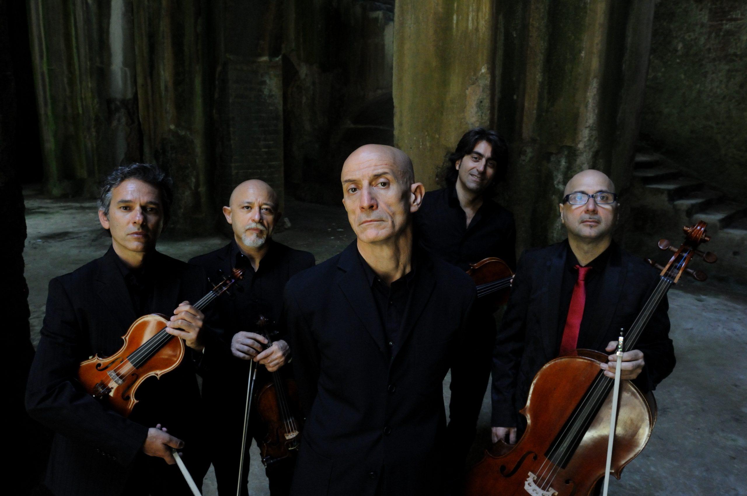 Catanzaro:Peppe Servillo & Solis String Quartet inaugurano il Festival d'Autunno