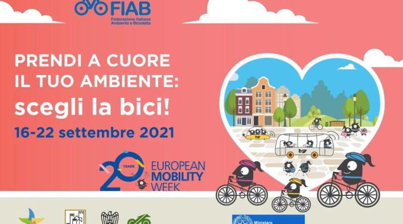 Napoli, Settimana Europea Mobilità:  dal 17 settembre tre eventi organizzati da FIAB Napoli Cicloverdi