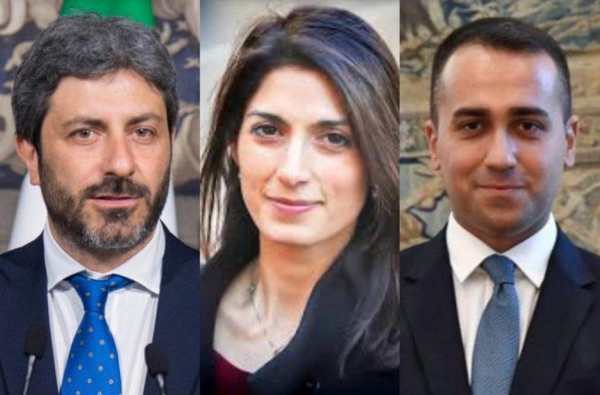 Di Maio,Fico e Raggi eletti Garanti M5s