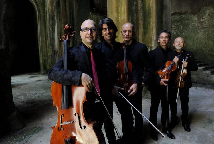 Cilento Music Festival: a Capaccio-Paestum  i concerti di Peppe Servillo & Solis String Quartet e a seguire Kameliya Naydenova & Angelo Loia