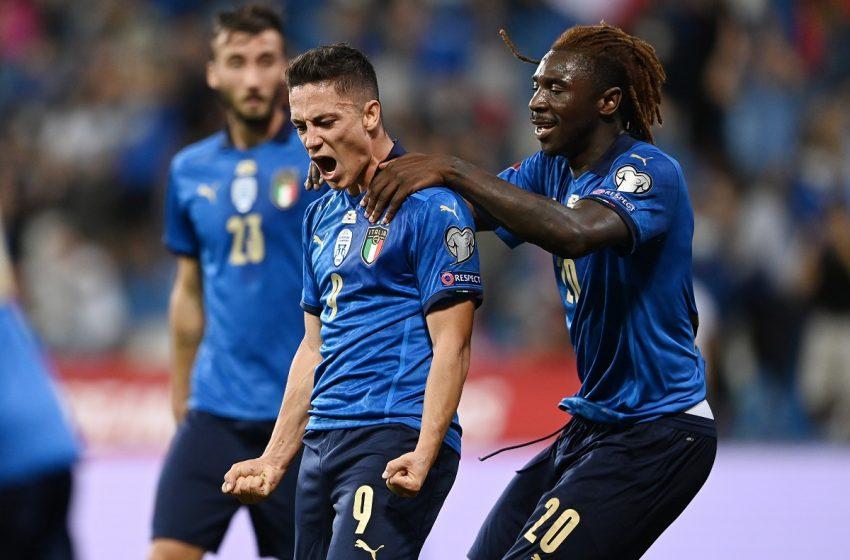 Calcio: qualificazioni mondiali, Italia a valanga sulla Lituania, i risultati di mercoledì 8