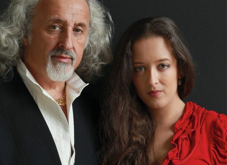 Lamezia Terme: MusicaAma Calabria la leggenda vivente Mischa Maisky e sua figlia Lily